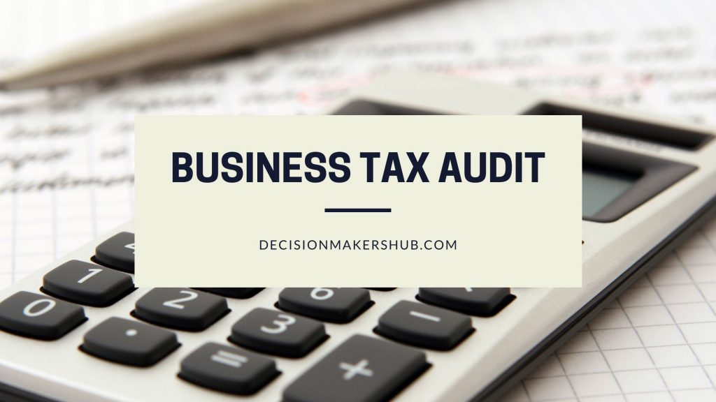 Business Tax Audit