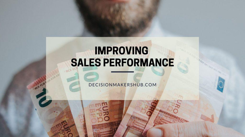 Improving Sales Performance